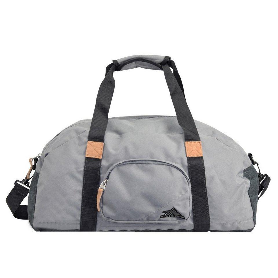 High Sierra Urban Packs Sabar2 Weekender Reisetasche 51 cm in light grey