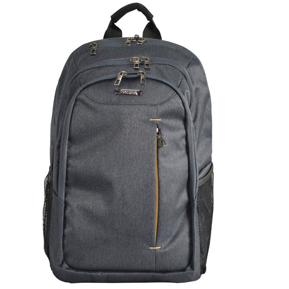 Samsonite Samsonite Guardit Jeans Backpack Rucksack 48 cm Laptopfach in jeans blue