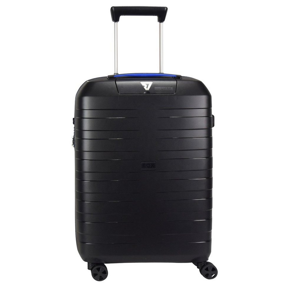 RONCATO Box 4-Rollen Kabinentrolley 55 cm in blue