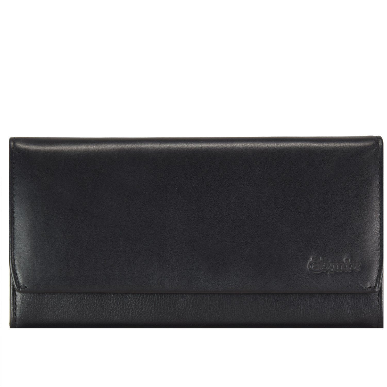 Esquire Silk Damengeldbörse Leder 18,5 cm