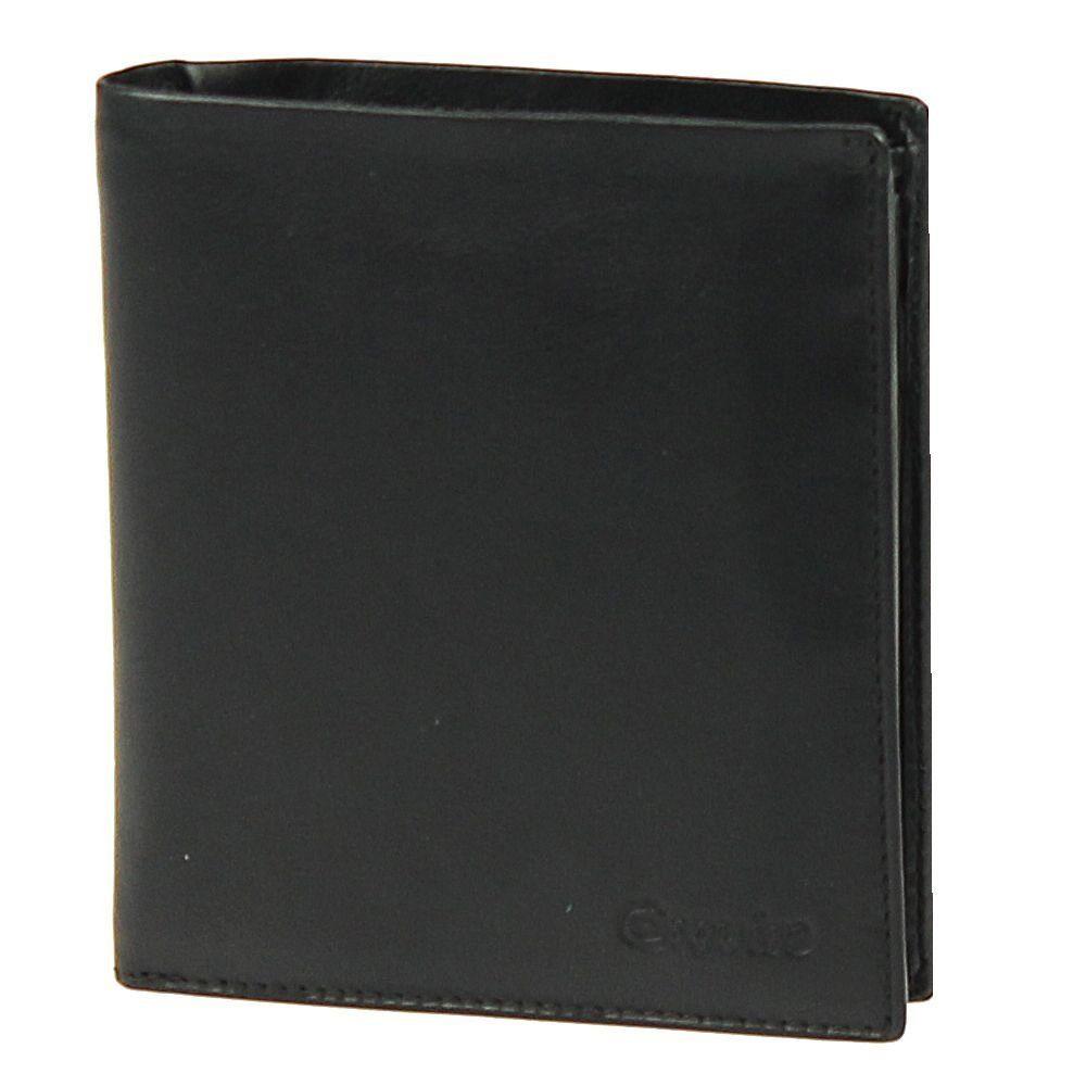 Esquire Silk Geldbörse II Leder 11 cm
