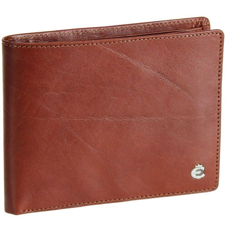 Esquire Esquire Toscana Geldbörse Leder 12,5 cm in brown