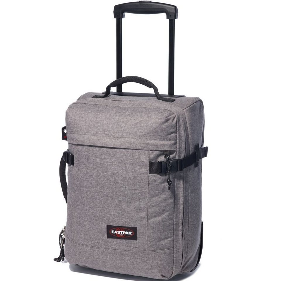 Eastpak Eastpak Authentic Collection Tranverz XS 2-Rollen Trolley 45 cm in sunday grey