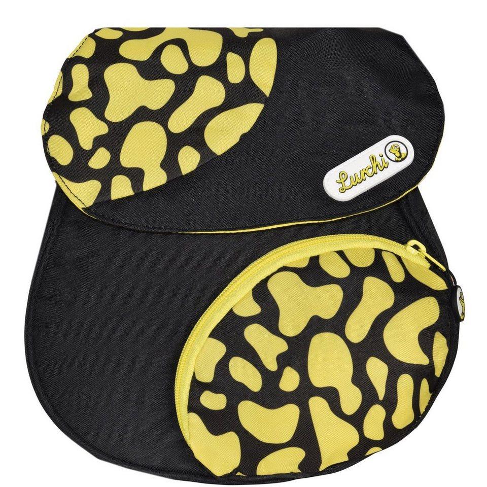 Lurchi Lurchi Basic Kindergartenrucksack 24 cm in schwarz-gelb
