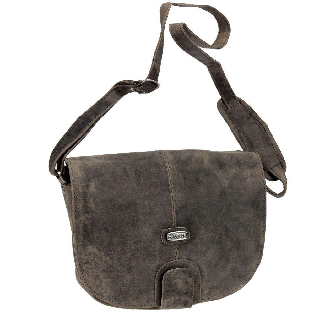 Harold's Antico Umhängetasche Flap Bag Leder 25 cm