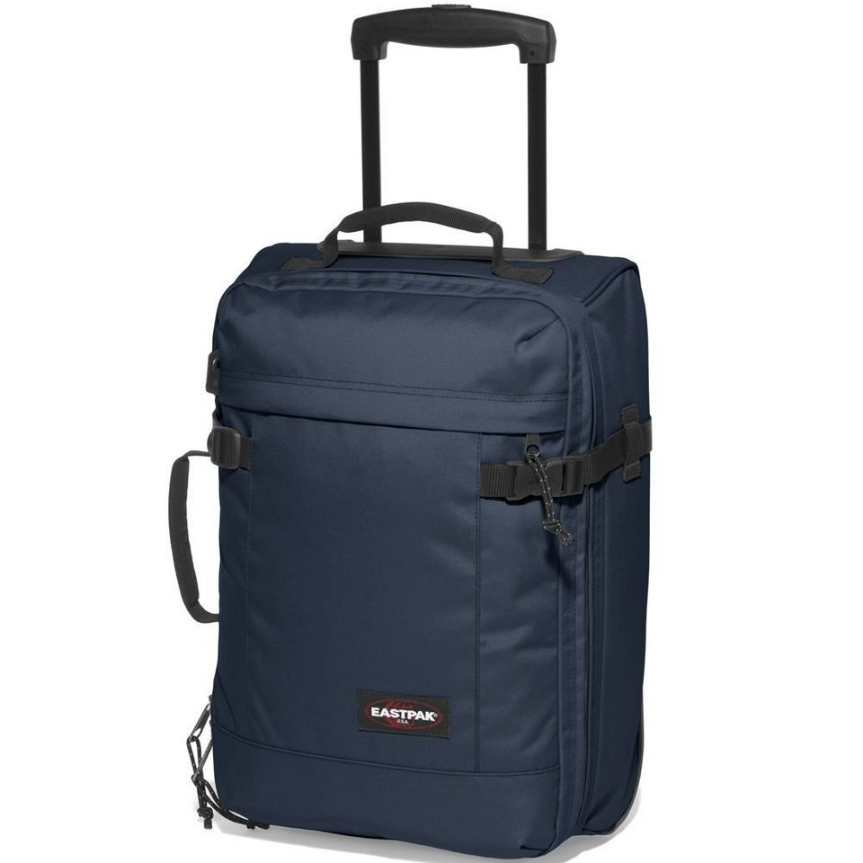 EASTPAK Authentic Collection Tranverz XS 2-Rollen Trolley 45 cm in midnight