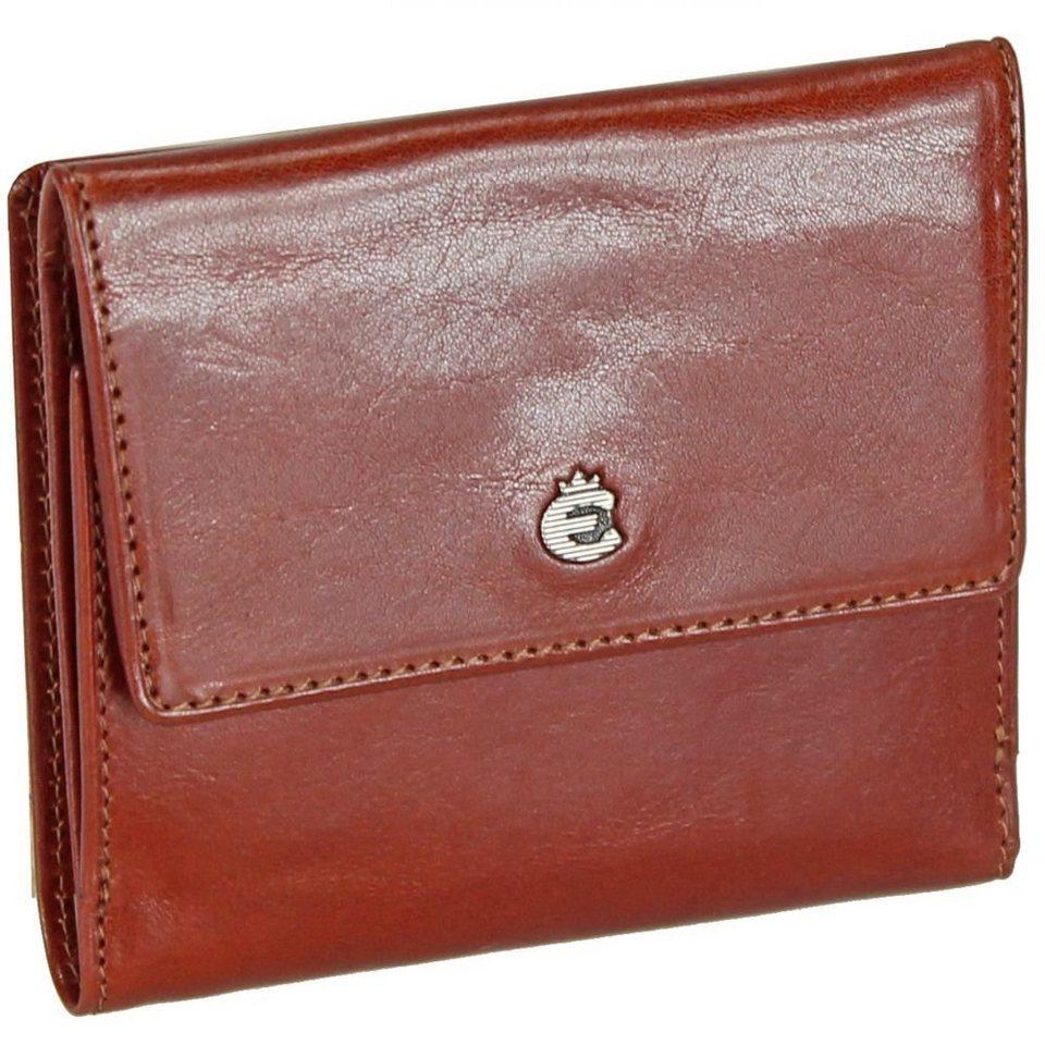 Esquire Toscana Schachtelbörse Leder 10,5 cm in brown
