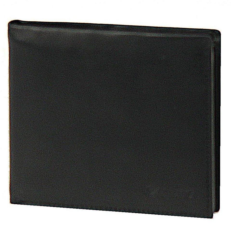 Esquire Silk Geldbörse Leder 11 cm in black