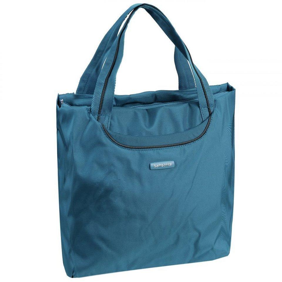 Samsonite B-Lite Fresh Shopper 42 cm Laptopfach in electric blue