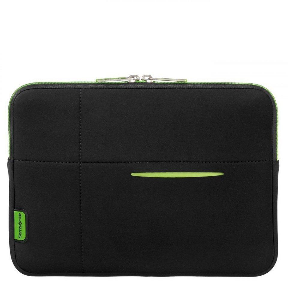 Samsonite Samsonite Airglow Sleeves Laptop-Hülle 33,5 cm in black-green
