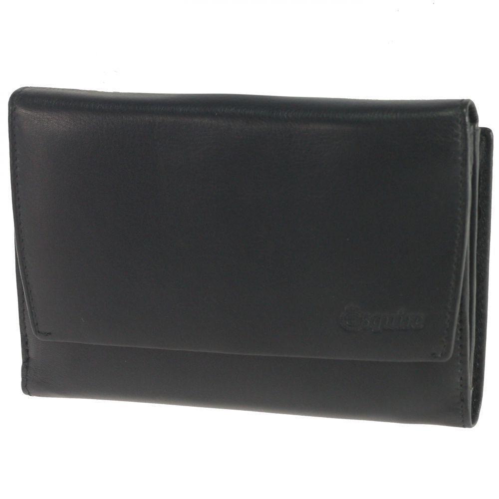 Esquire Silk Damengeldbörse Leder 14 cm