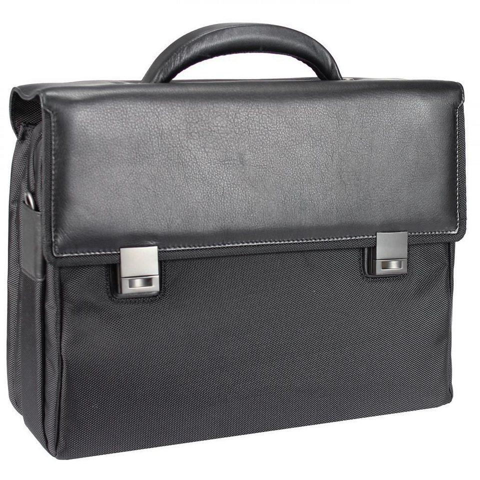 05b2079fa23c2 Harold s Caucho Aktentasche Leder 40 cm Laptopfach