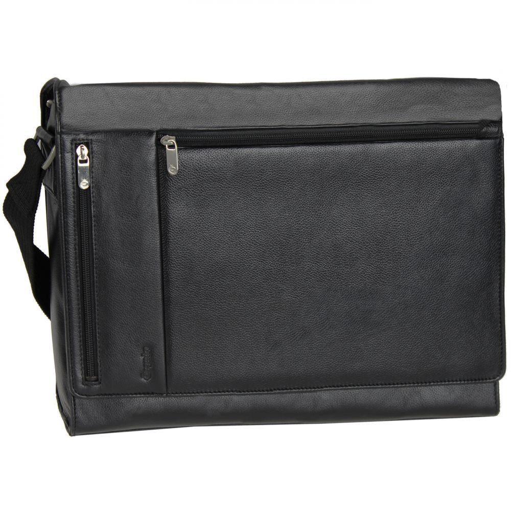 Esquire Courier Laptoptasche Leder 39 cm