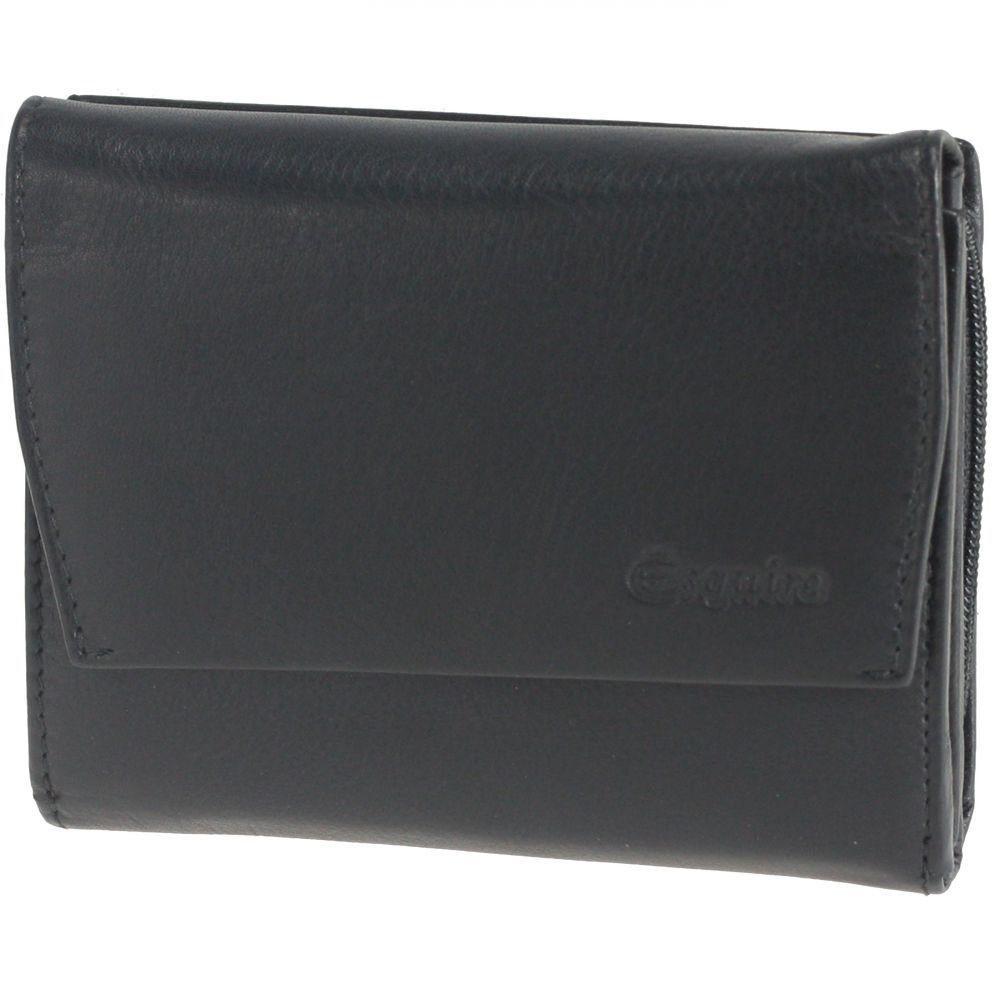 Esquire Silk Damengeldbörse III Leder 12 cm