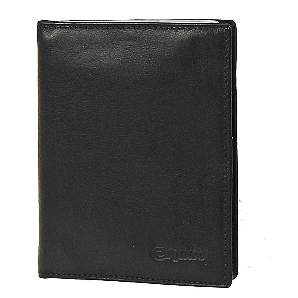 Esquire Silk Ausweisetui V Leder 9 cm