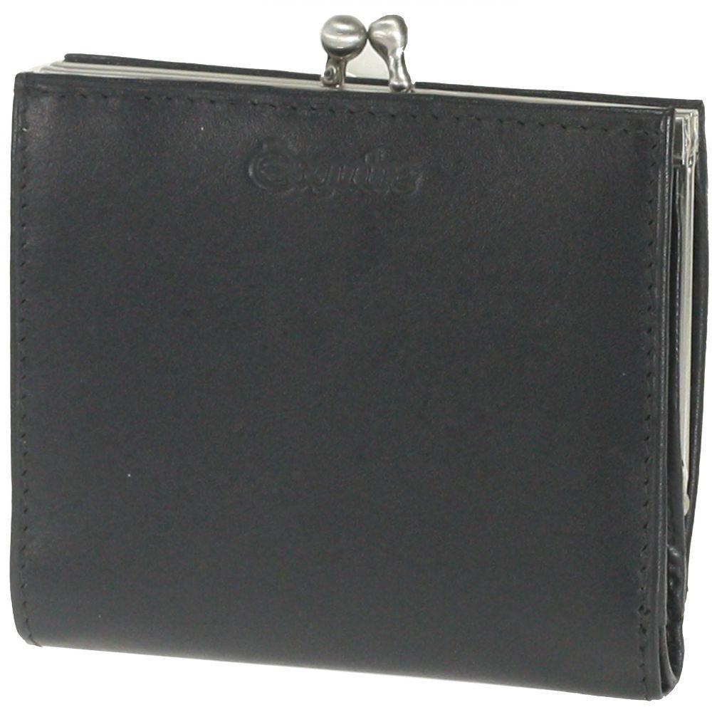 Esquire Silk Damenbügelbörse Leder 9 cm