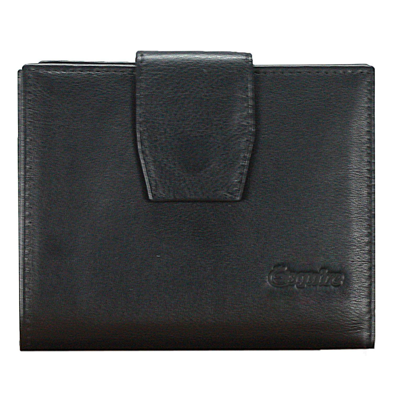 Esquire Silk Damengeldbörse II Leder 12 cm