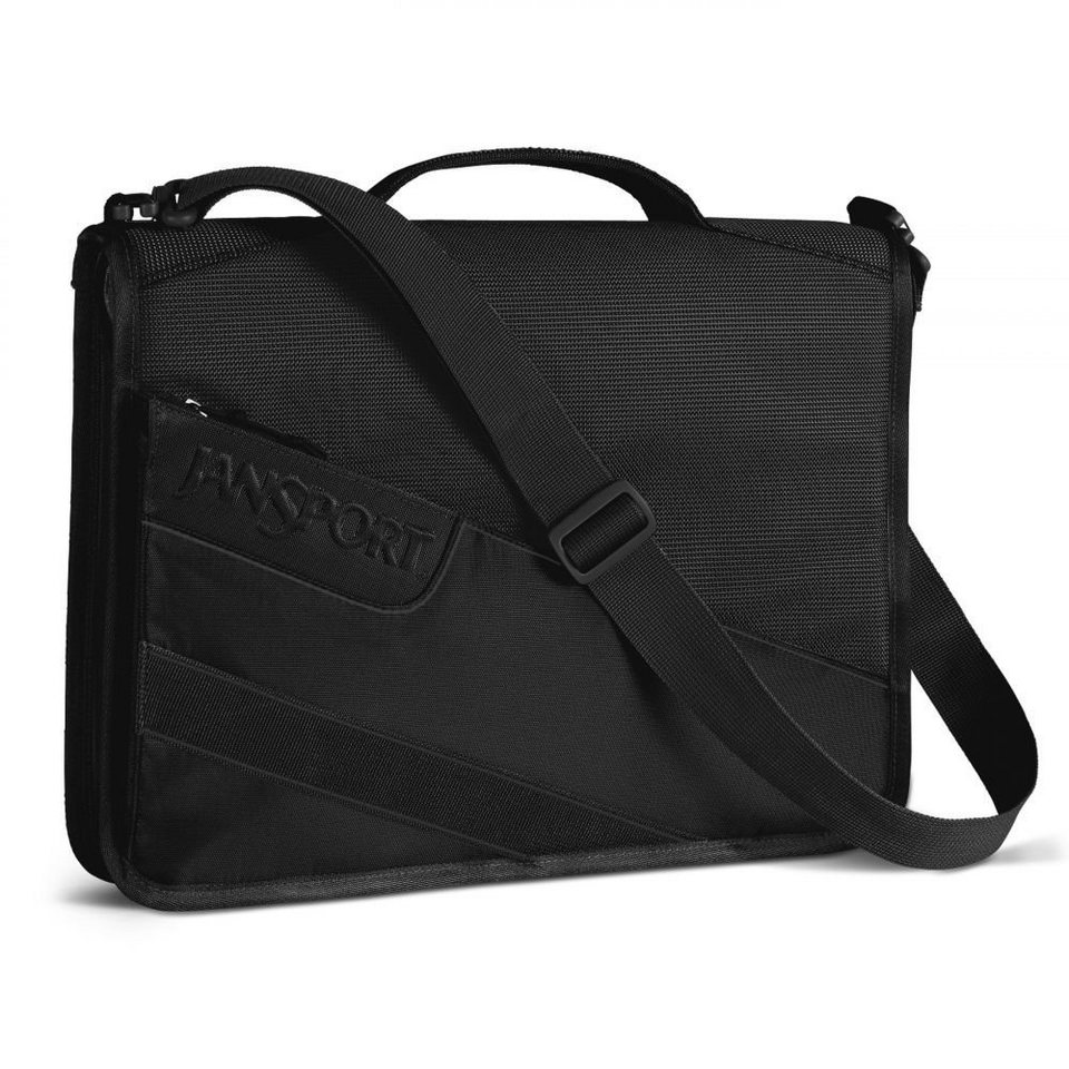 Jansport JanSport Career First Class Laptoptasche 40 cm in Black