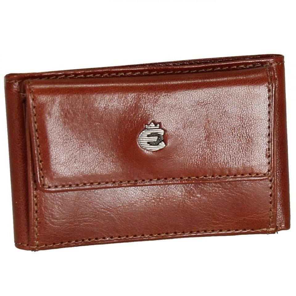 Esquire Esquire Toscana Damengeldbörse Leder 9,5 cm in brown