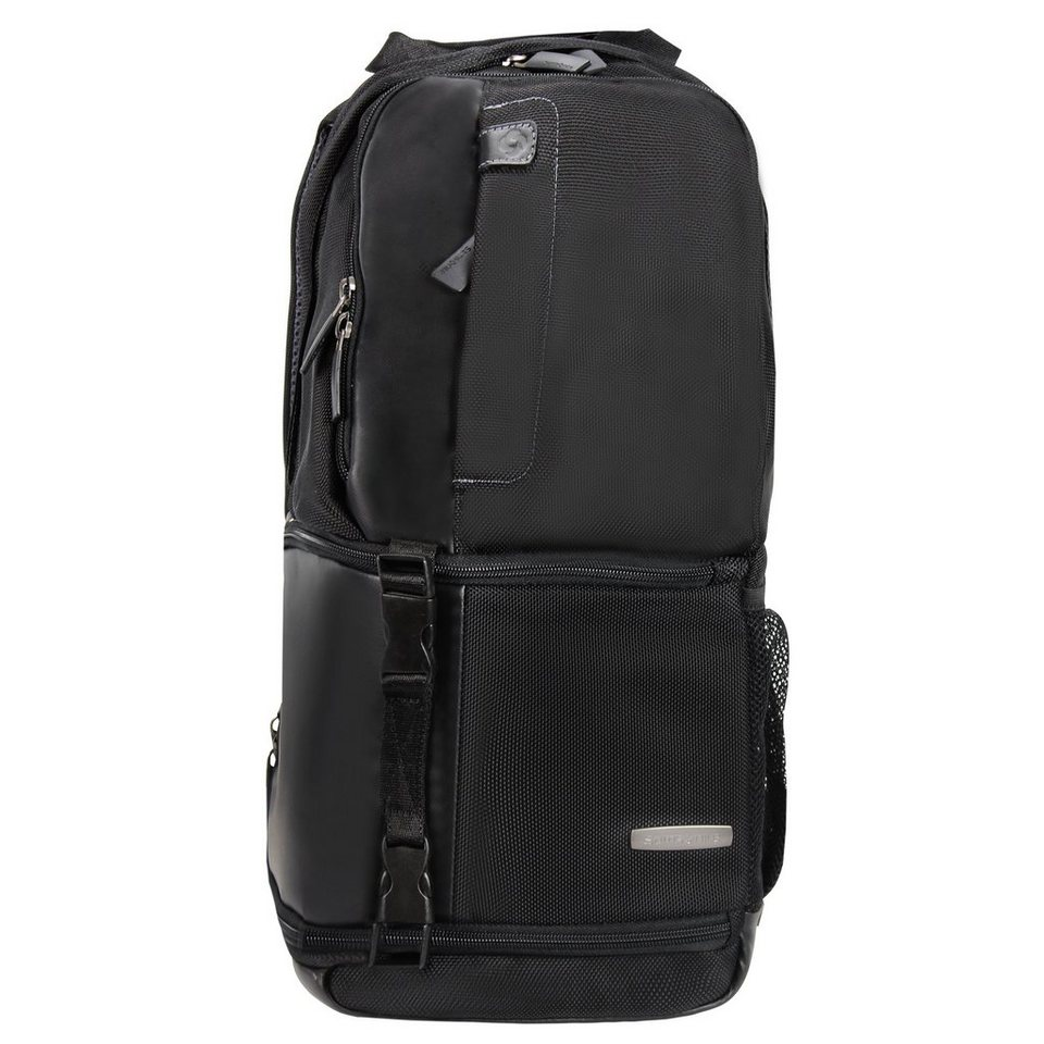 Samsonite Fotonox Rucksack Backpack 100 41,5 cm in black