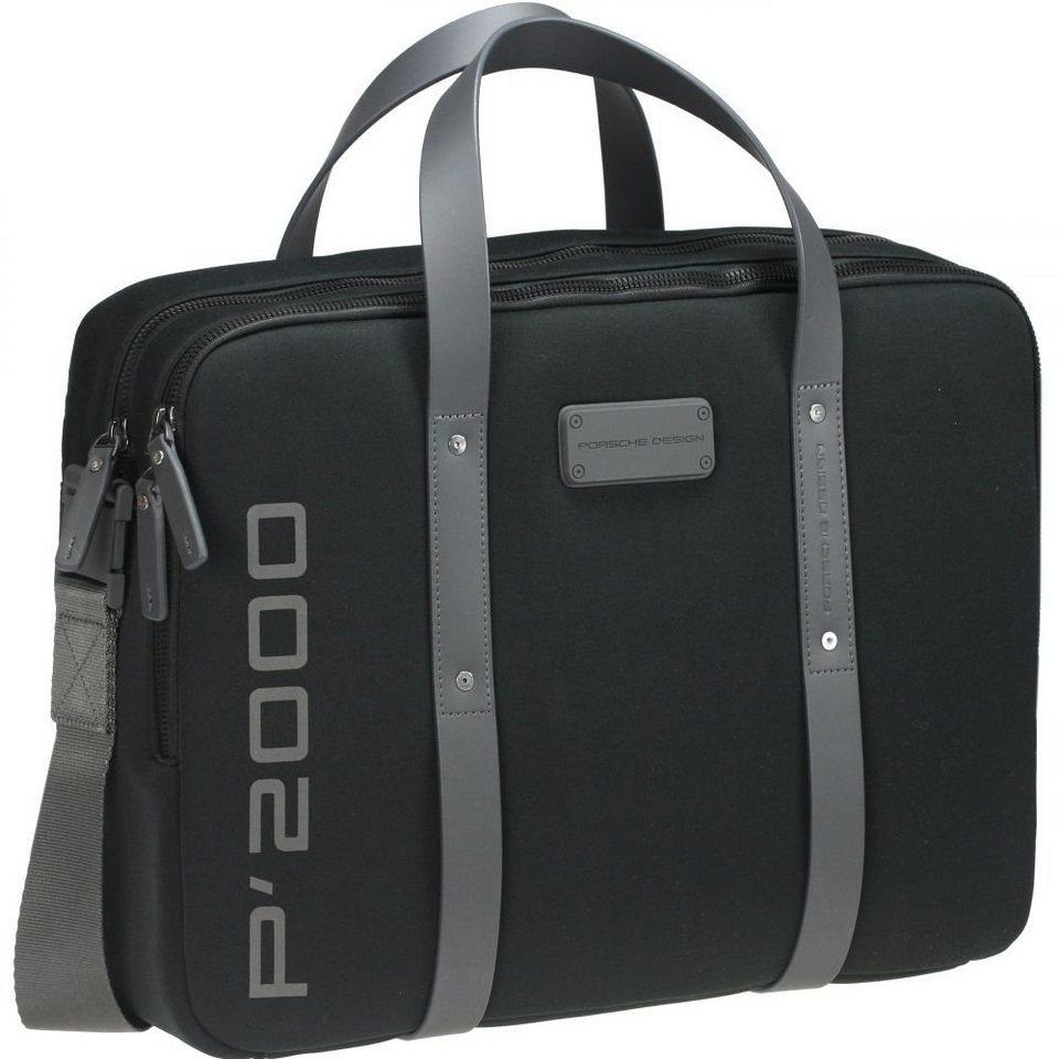 porsche design pure neo briefbag m laptoptasche 42 cm. Black Bedroom Furniture Sets. Home Design Ideas