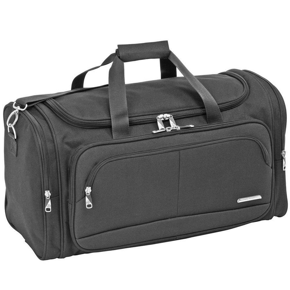 d & n d&n Travel Line 7700 Reisetasche 59 cm in schwarz-