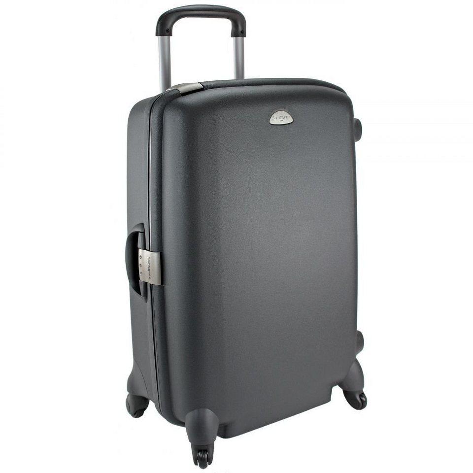 samsonite f lite comfort trolley spinner 4 rollen 82 cm. Black Bedroom Furniture Sets. Home Design Ideas