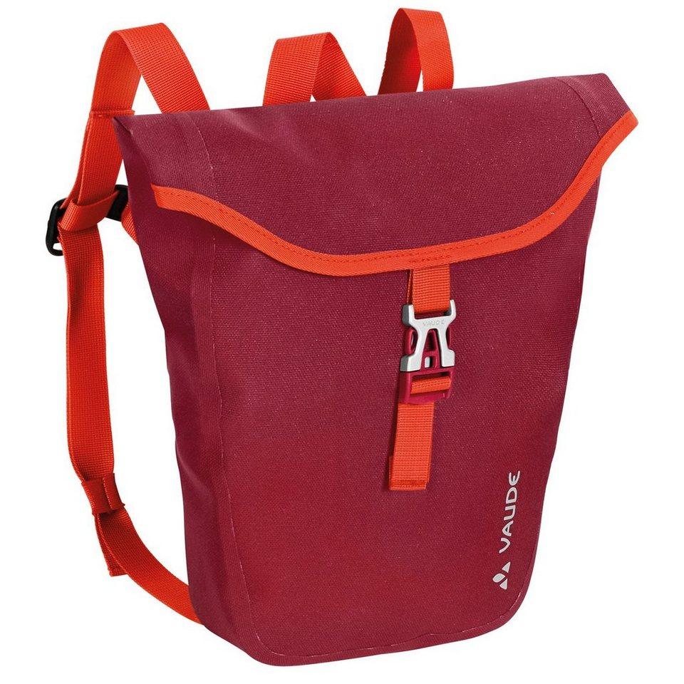 VAUDE Packs Oy Kinder-Rucksack 30 cm in dark red