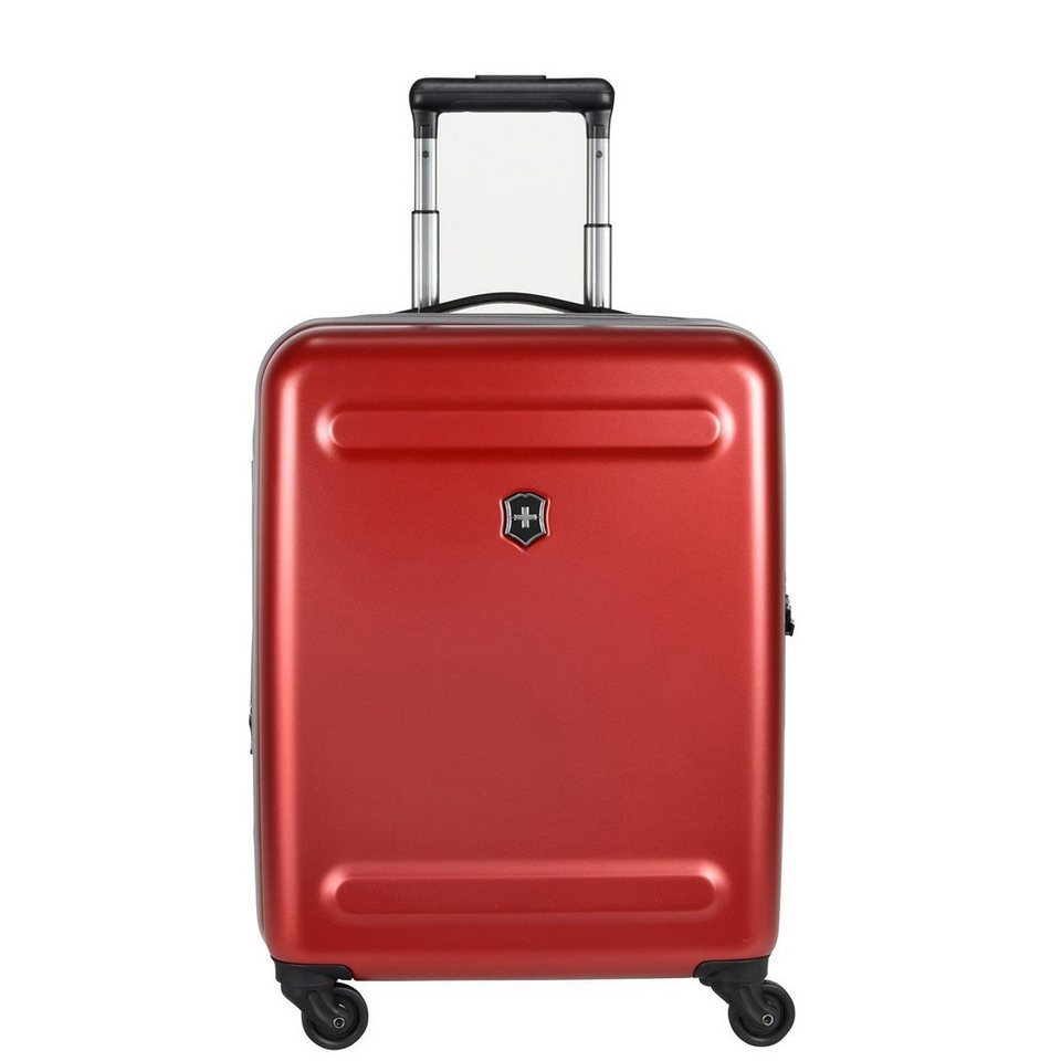 Victorinox Victorinox Etherius 4-Rollen Kabinentrolley 55 cm in red