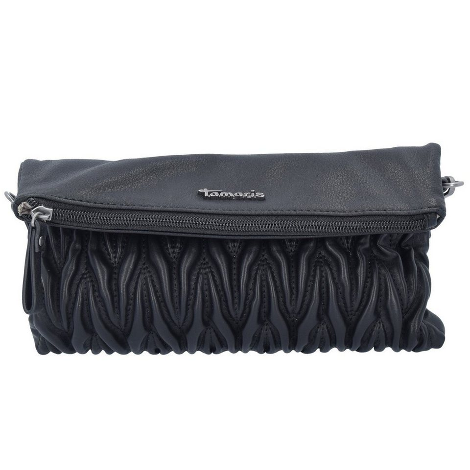 tamaris Bess Clutch Umhängetasche 25 cm in black comb