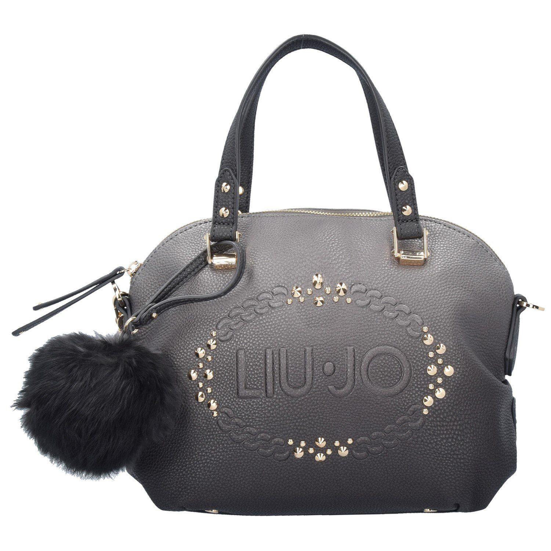 Liu Jo Liu Jo Bauletto Logo Luccio Shopper Tasche 34 cm