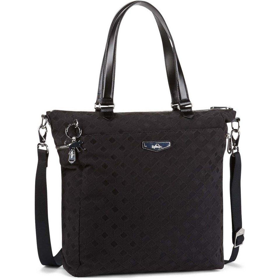 KIPLING City Luxestagious Shopper Tasche 31,5 cm in diamond black