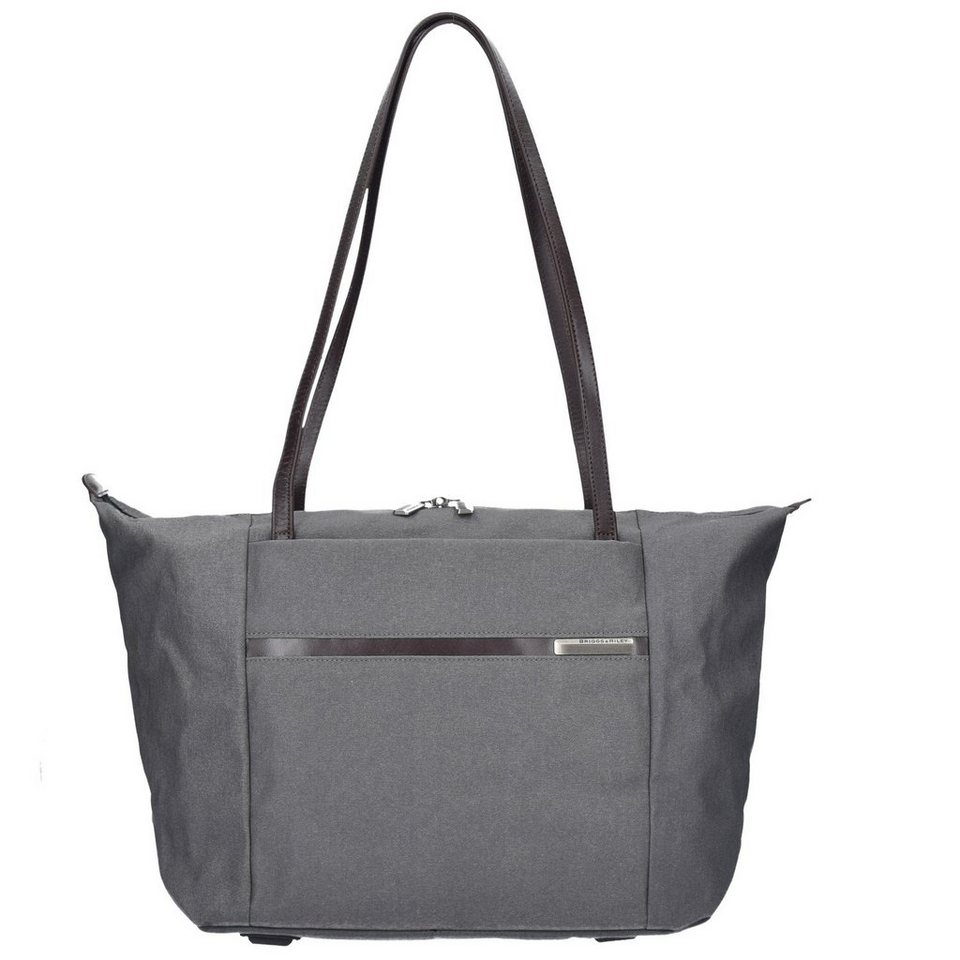 Briggs&Riley Briggs&Riley Kinzie Street Shopper Tasche 30 cm in grey