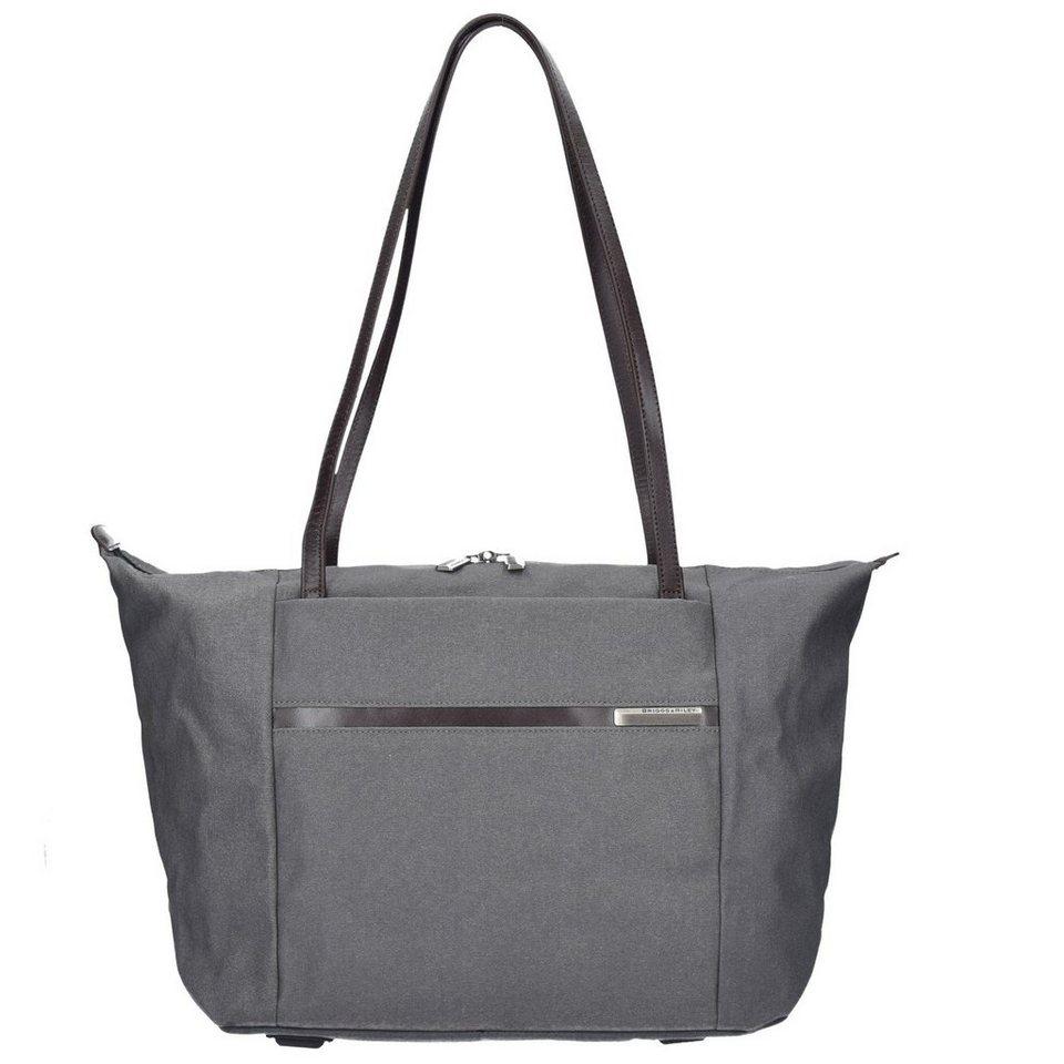 Briggs&Riley Kinzie Street Shopper Tasche 30 cm in grey
