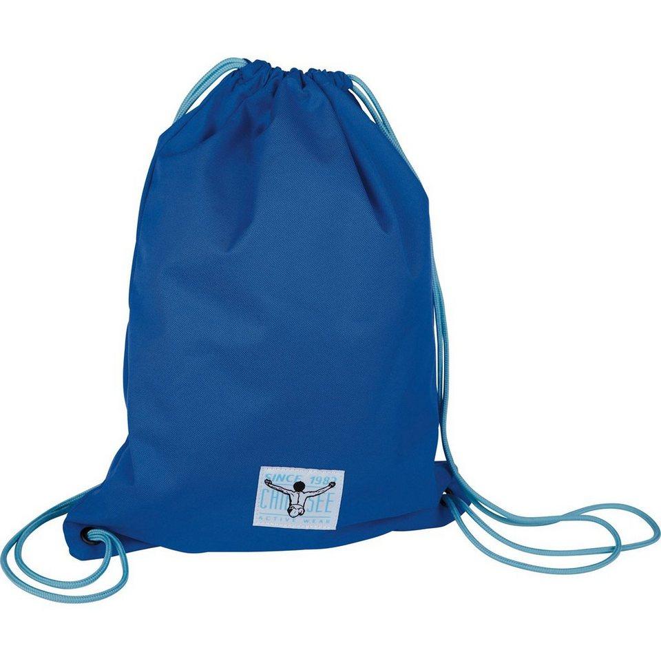 Chiemsee Chiemsee Sport Belfast Turnbeutel 44,5 cm in dazzling blue
