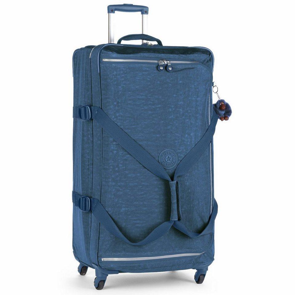 Kipling Kipling Basic Cyrah L 4-Rollen Trolley 78 cm in jazzy blue