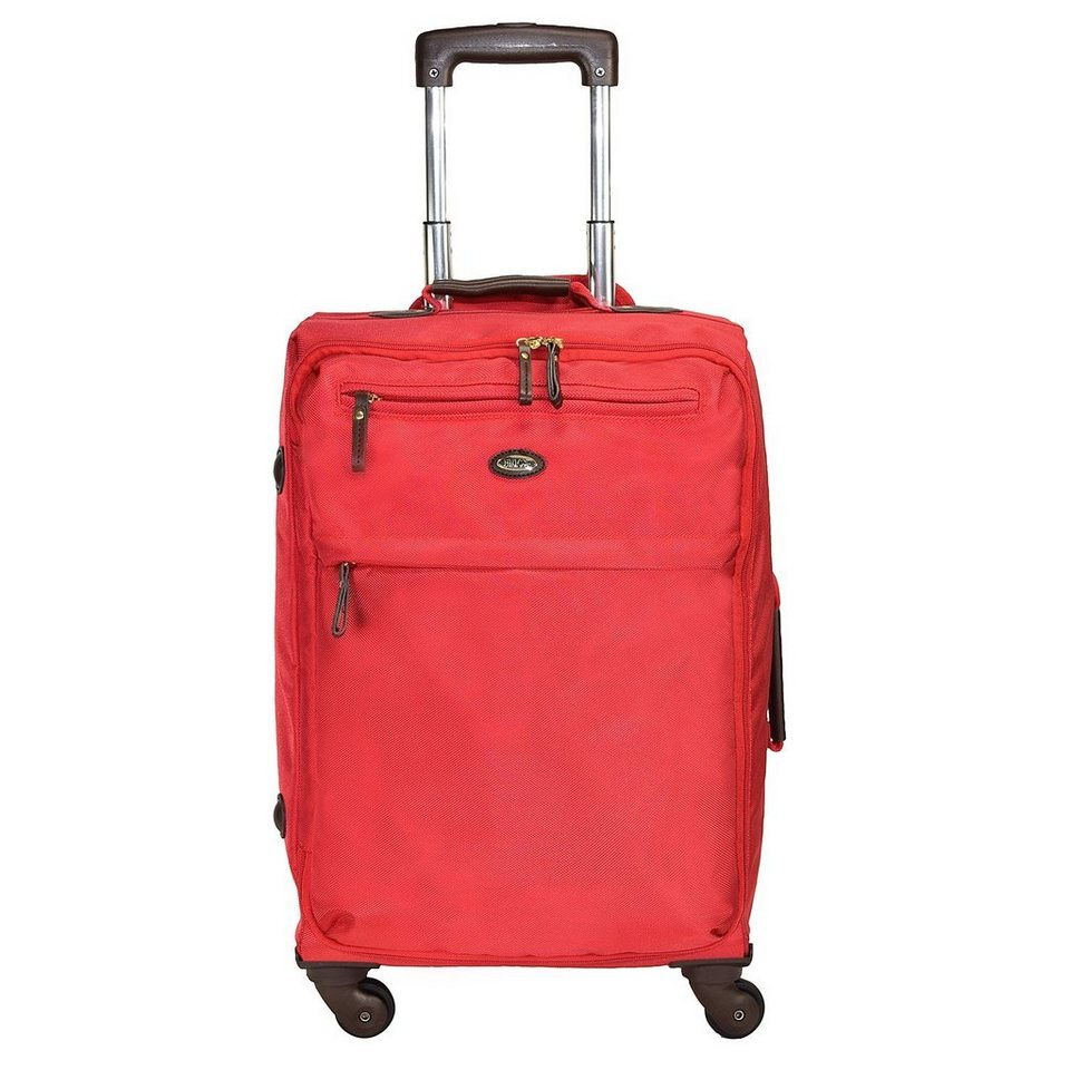 Bric's X-Travel 4-Rollen Kabinentrolley 55 cm in red