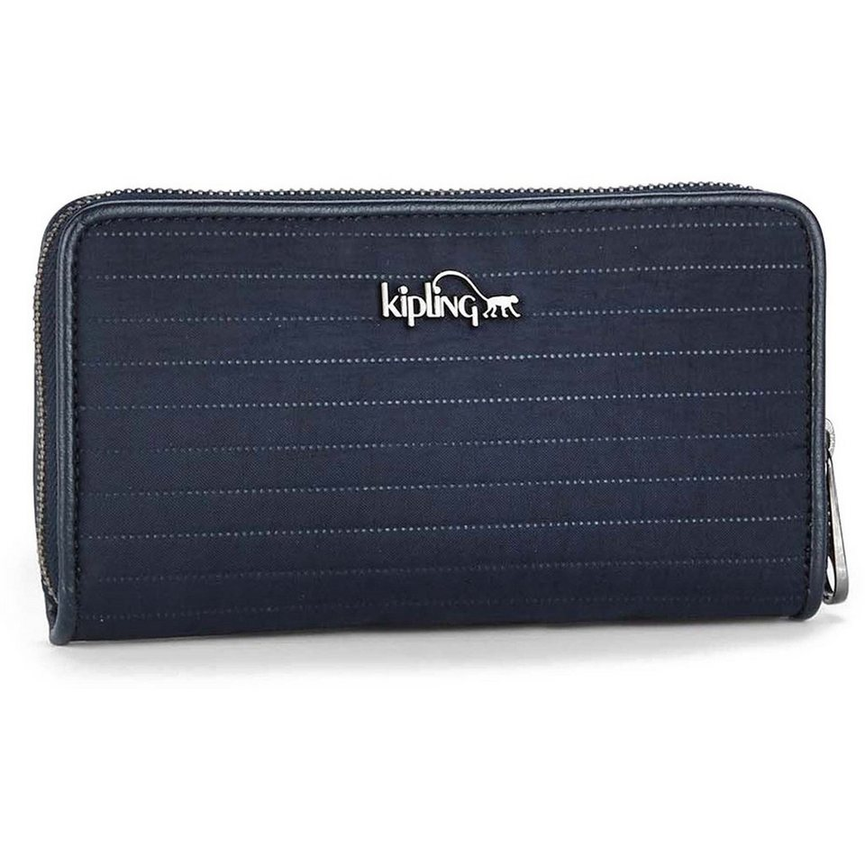 KIPLING Twist Nimmi Geldbörse 18,5 cm in craft blue