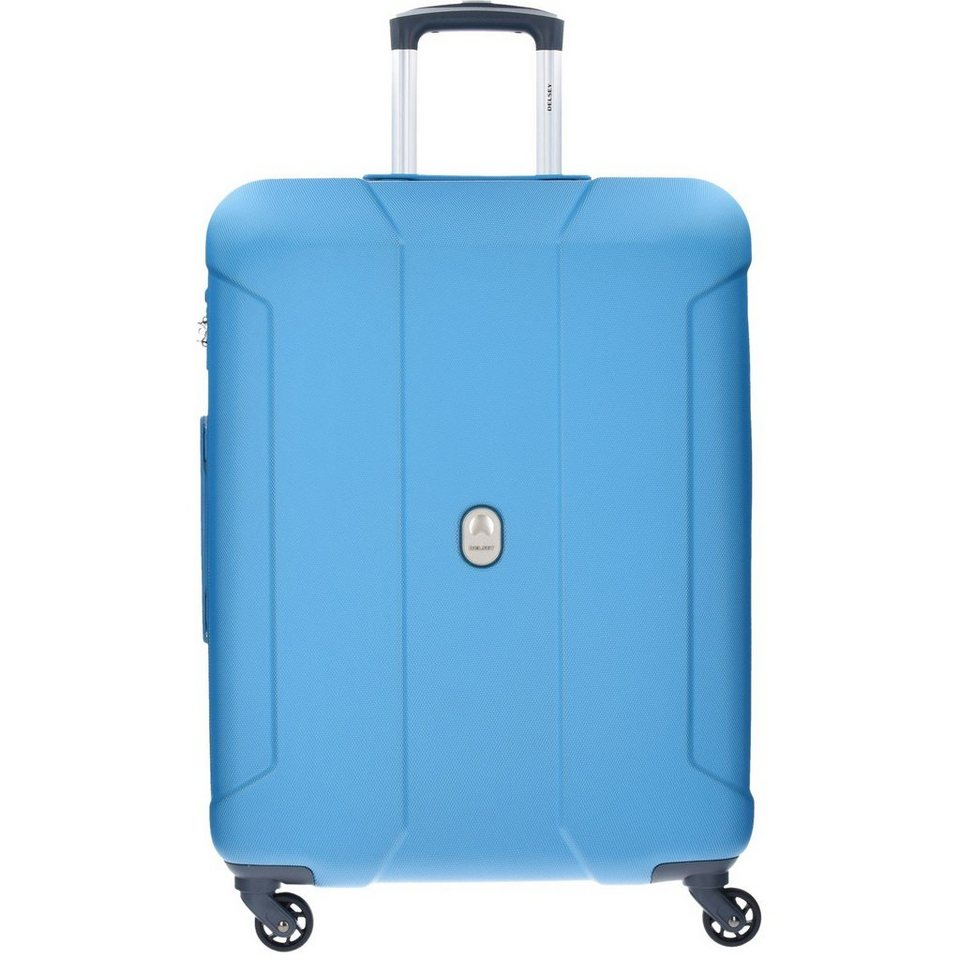 Delsey Delsey Cineos 4-Rollen Trolley 66 cm in light blue