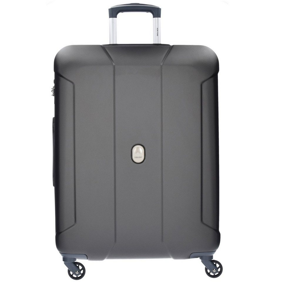 Delsey Cineos 4-Rollen Trolley 76 cm in dark beige