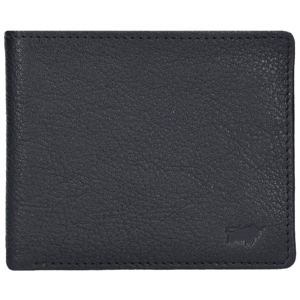 Braun Büffel Braun Büffel Savona Kreditkartenetui Leder 11 cm in schwarz