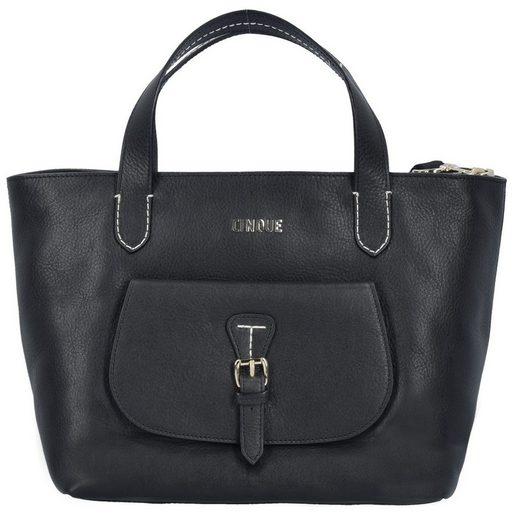 Cinque Diana Shopper Tasche Leder 37 cm