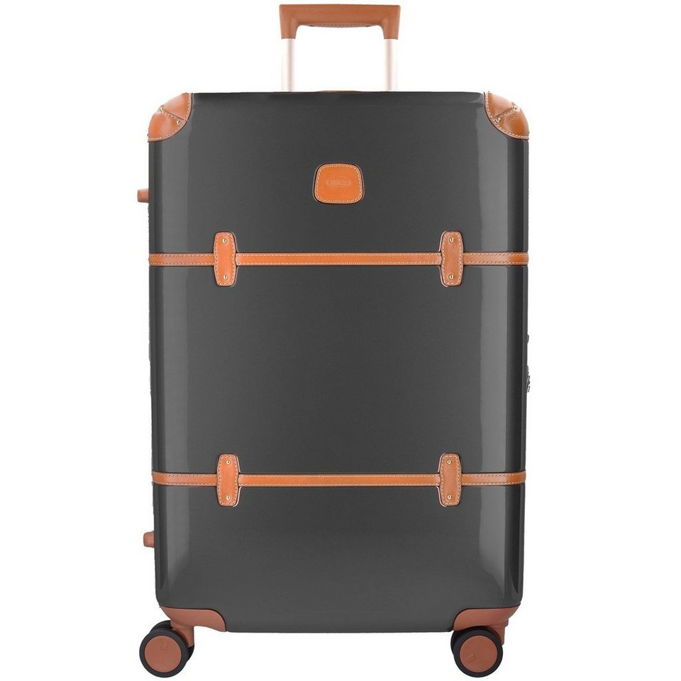 Bric's Bellagio 4-Rollen Trolley III 76 cm in grey