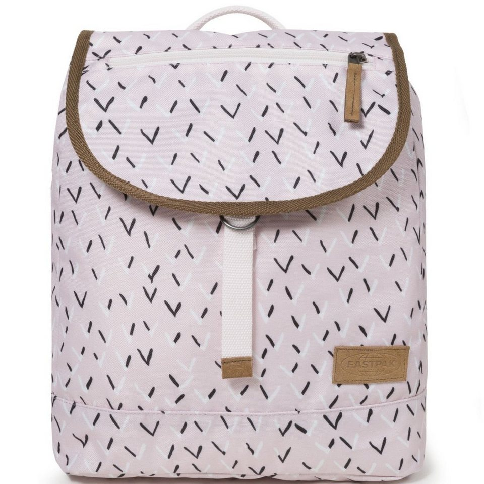 EASTPAK Authentic Collection Sharon Rucksack 32,5 cm in distinct scribbles