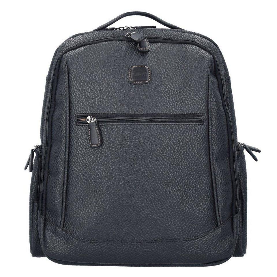 Bric's Bric's Magellano Rucksack 40 cm Laptopfach in black