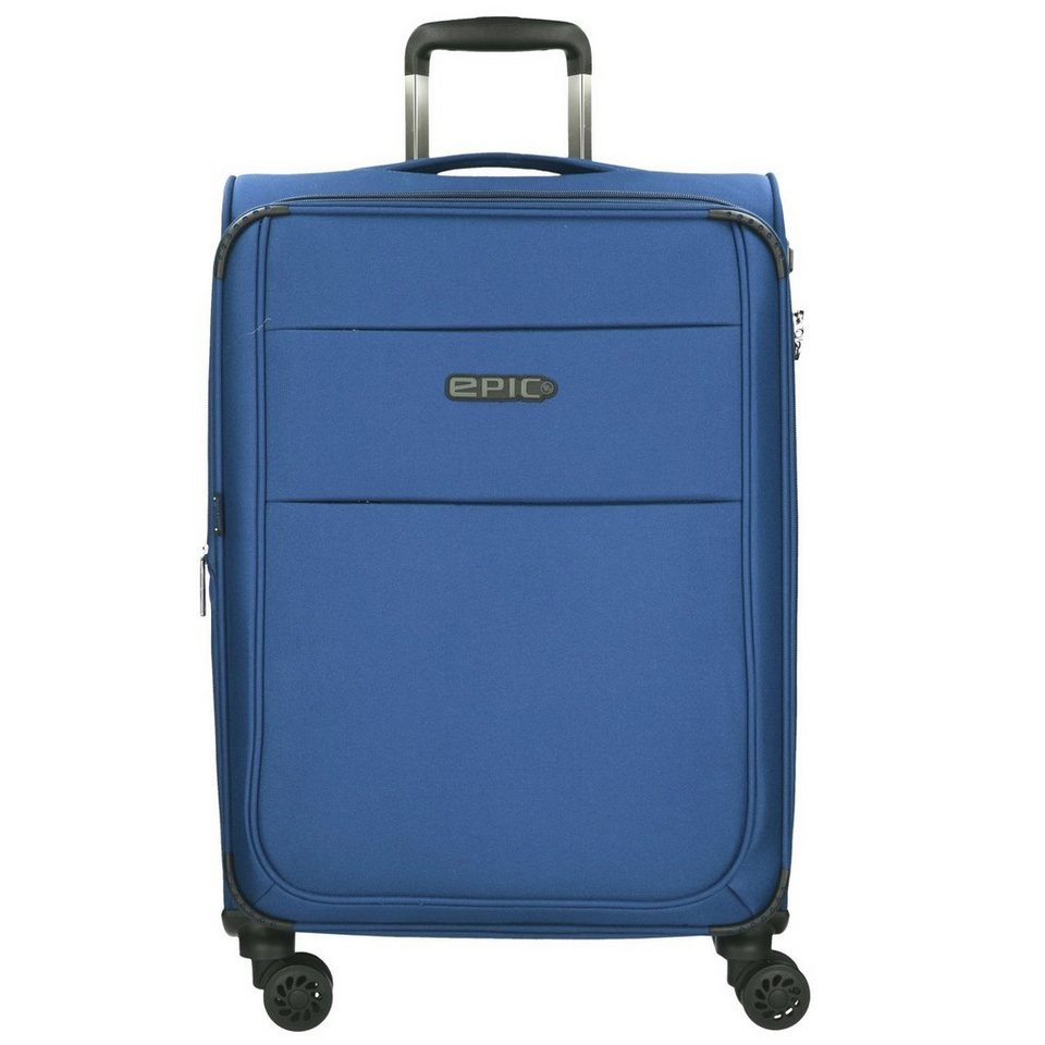 Epic Epic DiscoveryAIR ULTRA 4-Rollen Trolley 67 cm in pacificBLUE