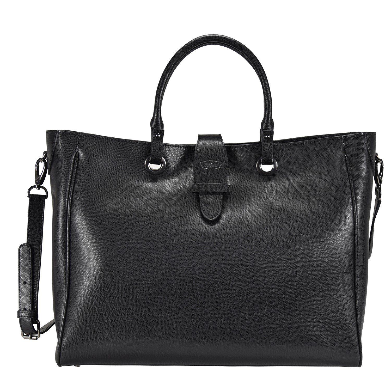 Bric's Varese Shopper Tasche Leder 39 cm