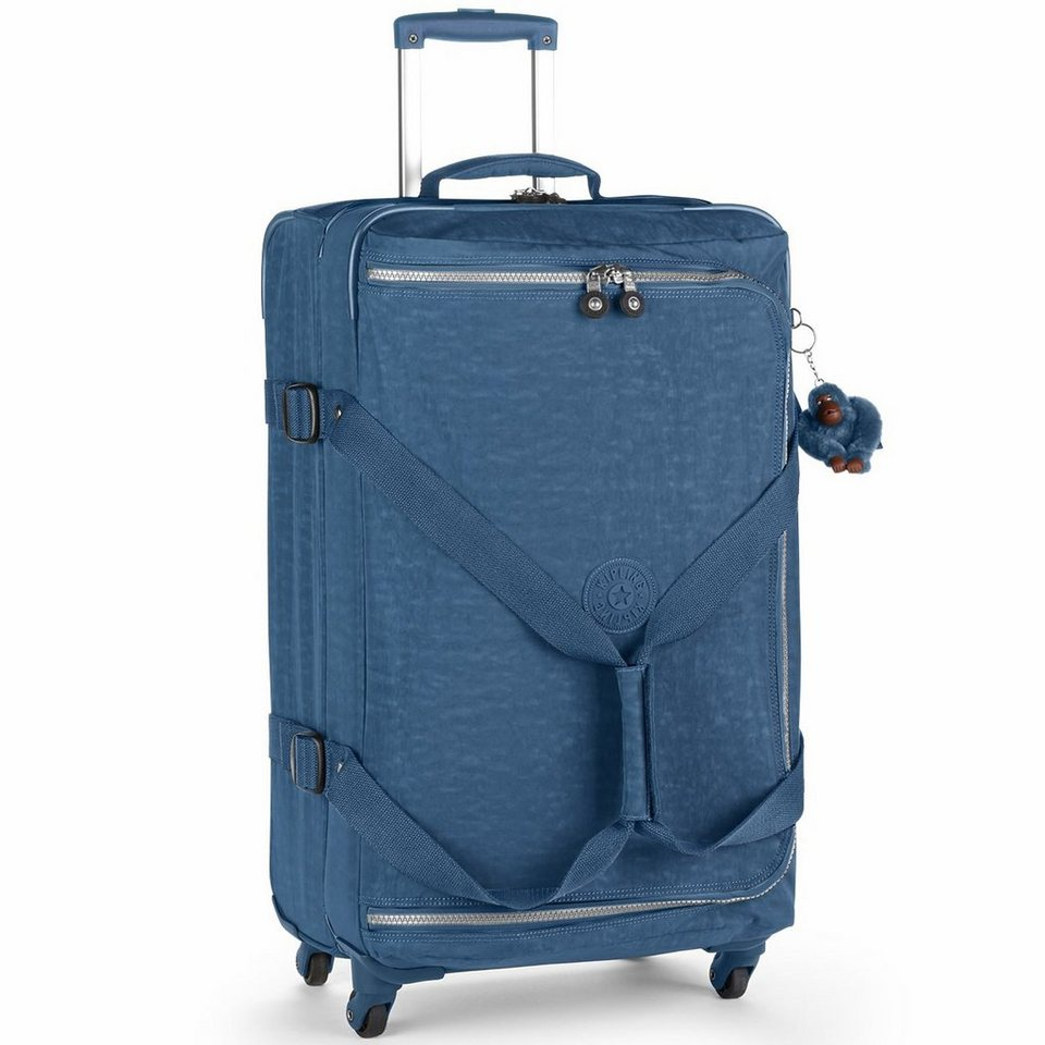 KIPLING Basic Cyrah M 4-Rollen Trolley 68 cm in jazzy blue