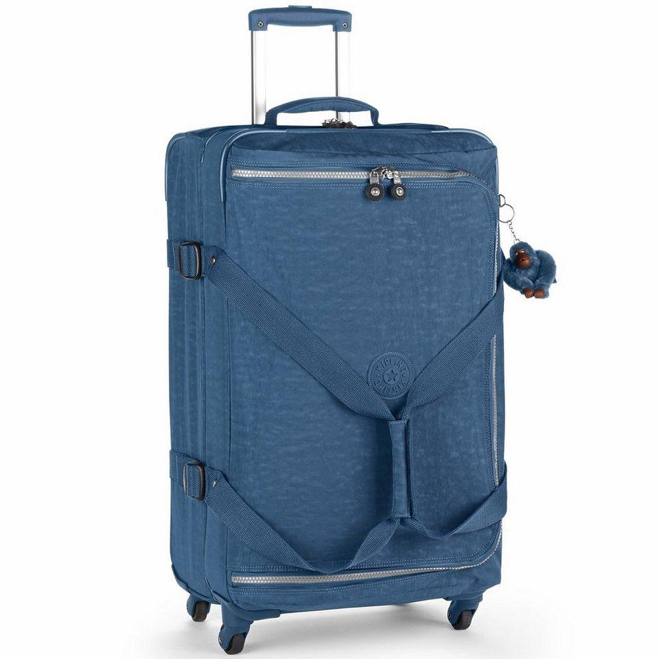 Kipling Kipling Basic Cyrah M 4-Rollen Trolley 68 cm in jazzy blue