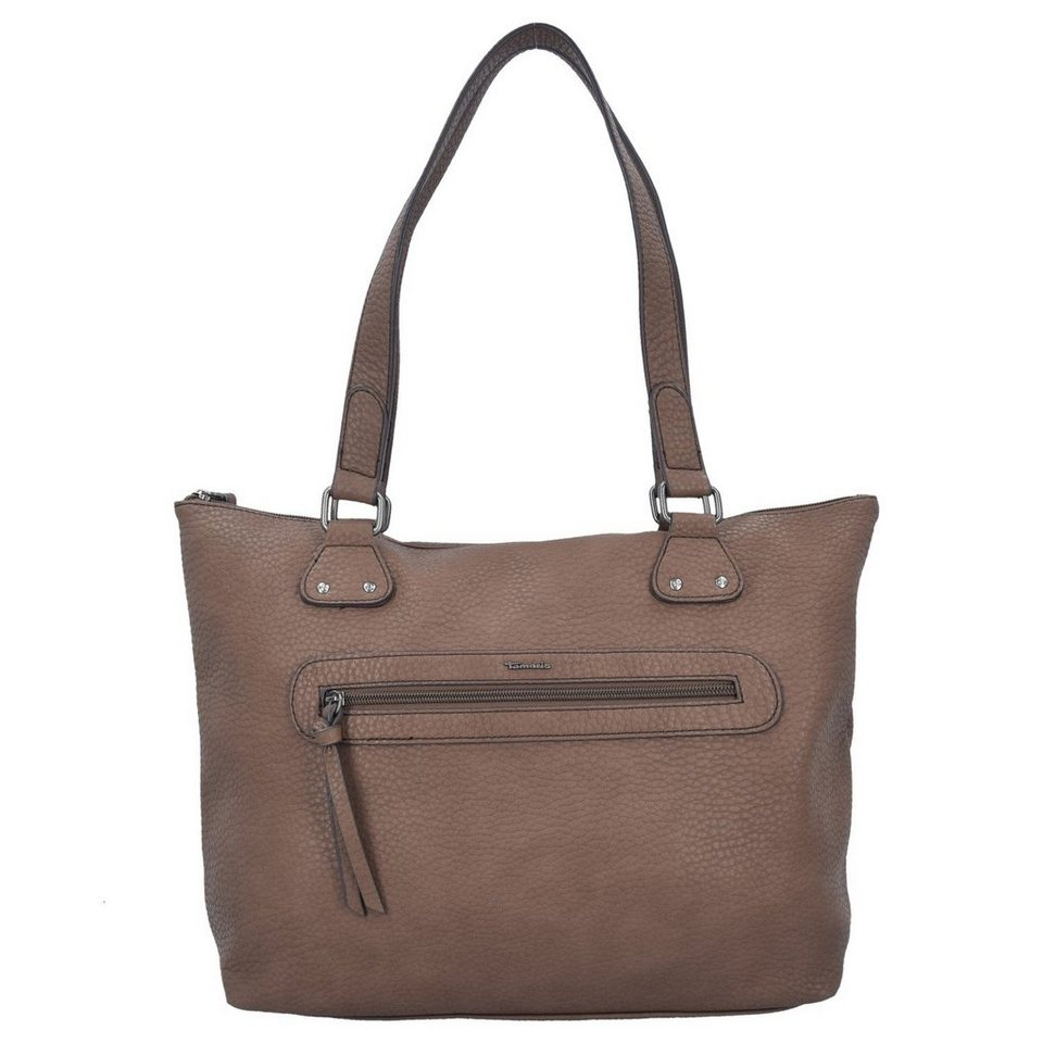 tamaris Holly Shopper Tasche 43 cm in taupe